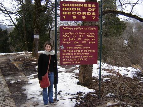 Record Guinness - Η βαθύτερη χαράδρα του κόσμου!